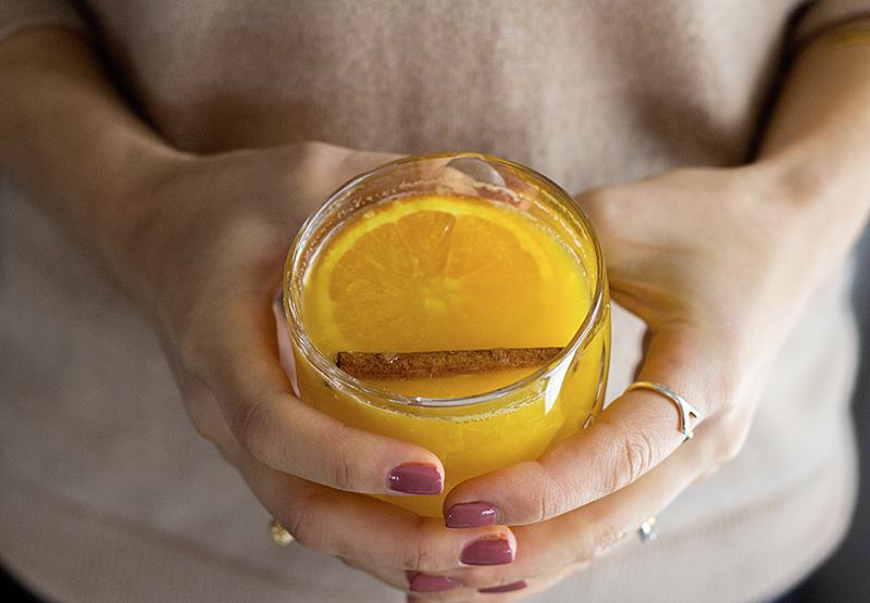 horky pomeranc