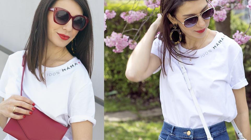 Dárek pro vás ke Dni maminek: trička MÁMA ♥