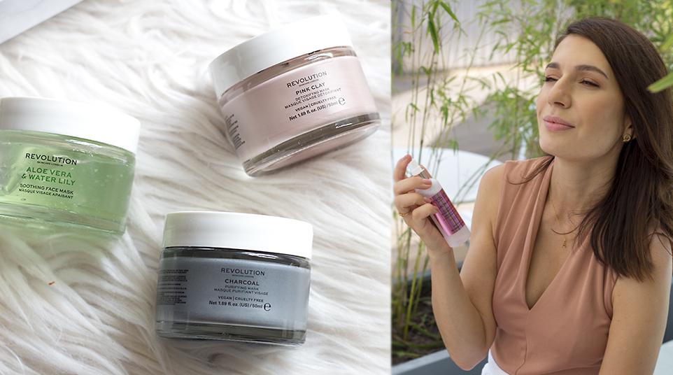 Levná pečující kosmetika s aktivními látkami: Revolution Skincare. Překoná svoje dražší konkurenty?